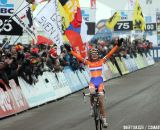 Marianne Vos wins another world title © Bart Hazen