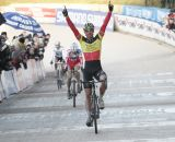 Sven Nys again emerged victorious © Bart Hazen
