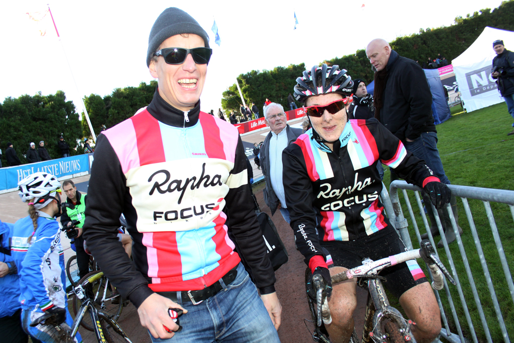 The Rapha-Focus Crew © Bart Hazen