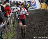 Maureen Bruno Roy (Bob's Red Mill p/b Seven Cycles) was one of the top 10 finishers. © Bart Hazen / Cyclocross Magazine