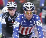 Jonathan Page Resplendent in Stars and Stripes © Bart Hazen