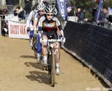 Sanne Cant leads the race © Bart Hazen