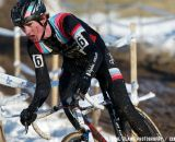 U23 Zach McDonald had an impressive ride with a second place in the Elite Men. 2013 National Championships. © Focal Flame Photography