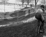 Chandler Delinks of DVD fame would finish 14th. © Cyclocross Magazine
