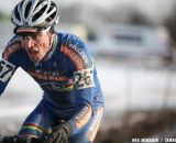 Pete Webber represented his World Championship jersey well with another Nationals win. © Cyclocross Magazine