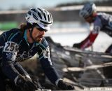 Matt Silvia would finish 14th. Masters Men 40-44, 2013 Cyclocross Nationals.  © Meg McMahon