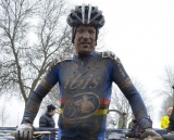 Don Myrah, with another title to add to the Elite and Masters Nationals pile. © Cyclocross Magazine