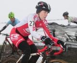 Kari Studley (Redline) races to a second National Championship in the Masters Women 30-34. © Dave McElwaine