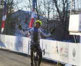 Adam Craig wins his second singlespeed title. © Cyclocross Magazine