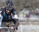 The new World Champion Mark Savery at 2013 Cyclocross World Championship Masters Men 40-44. © Cyclocross Magazine