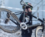 Mechanicals derailled many racers' chances on Friday. © Cyclocross Magazine