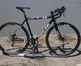 The new Redline Conquest Disc 2013, aluminum and mechanical Avid BB7 brakes, for $1500. ©Cyclocross Magazine