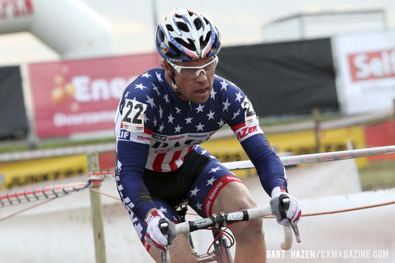 Jonathan Page (Fuji-Spy-Competitive Cyclist) finished 22nd for the day. © Bart Hazen