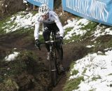 Sven Nys rode tactically smart, and had the kick for the finish © Bart Hazen