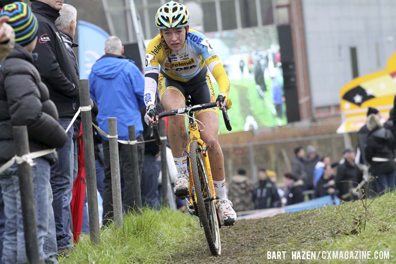 Sophie de Boer (Young Telenet-Fidea) finished in fourth place.