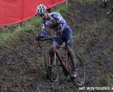 US riders were out in force at Namur. © Bart Hazen / Cyclocross Magazine