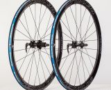 2014 Reynolds Assault SLG Road Disc wheelset.