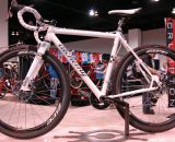A look at the full Balius Alchemy bike at NAHBS 2013. © Lance Barry
