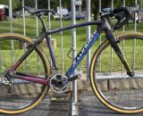 Arley Kemmerer's Specialized Crux Pro cyclocross bike. © Cyclocross Magazine