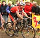 Jonathan Page racing at Gavere. ? Dan Seaton