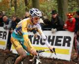 Kevin Pauwels took the early lead at Gavere. ? Dan Seaton