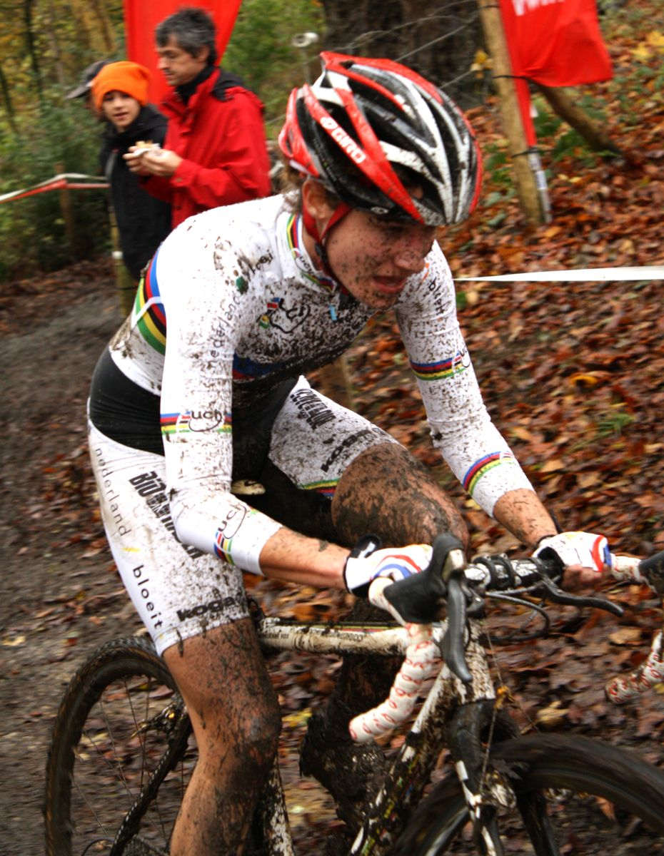 Vos rode well, but couldn\'t match Compton\'s power. ? Dan Seaton
