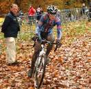 Compton had no trouble on the challenging course. ? Dan Seaton