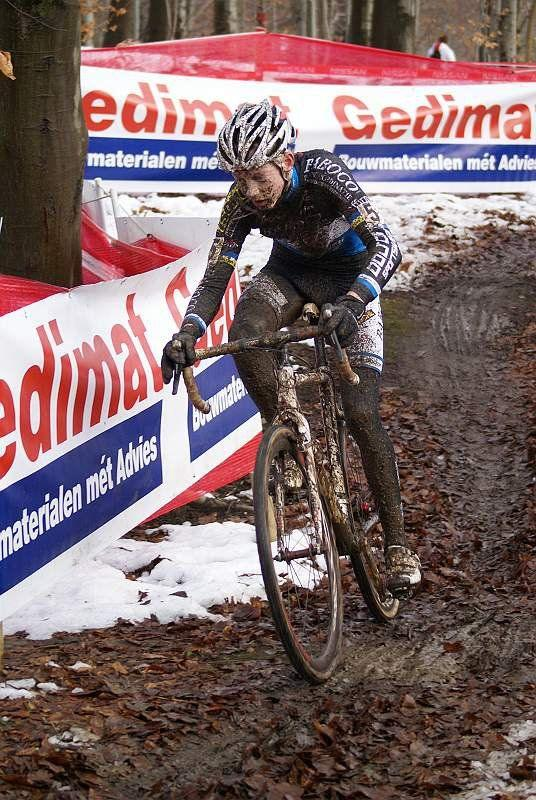 Michael Vanthourenhout at Fidea Cyclocross Tervuren © Marc van Est