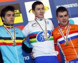 The U23 podium © Bart Hazen