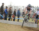 Gagne launches over the hurdles © Natalia Boltukhova | Pedal Power Photography | 2011