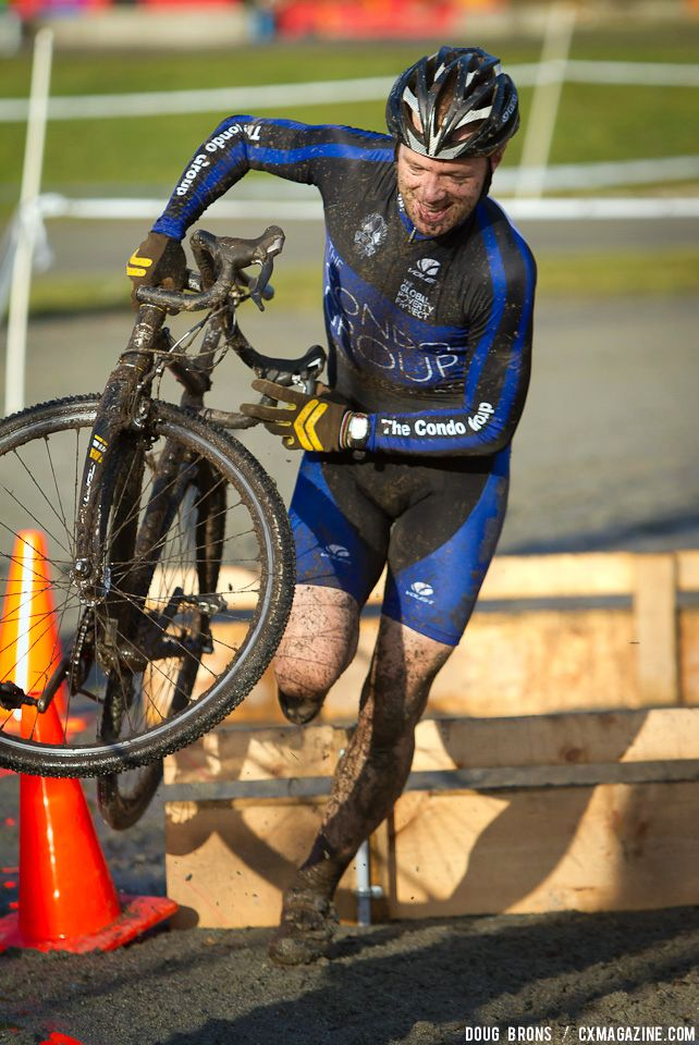 Drew McKenzie (Condo Group) 2011 BC CX Champ. © Doug Brons