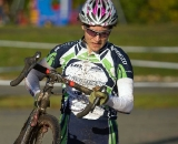 Jean Ann Berkenpas (Xpresso Factory) goes on to win Women's race© Doug Brons