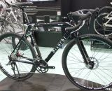 Bianchi 2014 Zurigo adds disc brakes. © Cyclocross Magazine