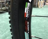 Bianchi turns to Maddux disc wheels and Kenda rubber for the 2014 Zurigo. © Cyclocross Magazine