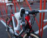 SRAM Red DoubleTap levers are a popular choice among cross riders. ? Cyclocross Magazine
