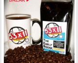 53x11 coffee: delicious and bike friendly! -Molly