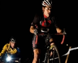 Some riders opt for their own extra light sources © Mark Blackwelder