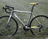 Boardman Bikes' $3600 CXR 9.2 cyclocross bike with SRAM Force is 0.1 lb lighter than the 9.4. © Cyclocross Magazine