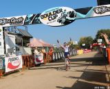 Compton takes the win at the Boulder Cup. © Jesse Pisel