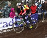 Klaas Vantornout rode strongly to second © Bart Hazen