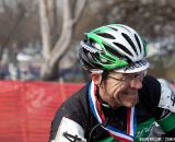 Shogren happy with third. ©Brian Nelson