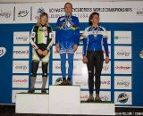 Brems, Walker and Sherman on the podium.  ©Brian Nelson