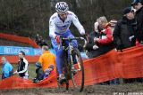 Francis Mourey at Cauberg Cyclocross. © Bart Hazen