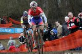 Lars Boom at Cauberg Cyclocross. © Bart Hazen