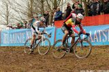 Elite men at Cauberg Cyclocross. © Thomas Van Bracht