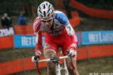 Tijmen Eising at Cauberg Cyclocross. © Bart Hazen