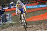 Daniel Peeters at Cauberg Cyclocross. © Bart Hazen