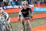 Sanne van Paassen at Cauberg Cyclocross. © Bart Hazen
