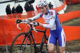 Nikoline Hansen at Cauberg Cyclocross. © Bart Hazen