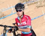 Amanda Schaper (Ritte CX Team) showed Shiff a thing or two on her way to runner-up in Women's A, which might have been a bad thing. Schaper later grabbed the top spot in the Single Speed Women class. The Single Speed World Championships take place at this very venue the first weekend of December. © Phil Beckman/PB Creative